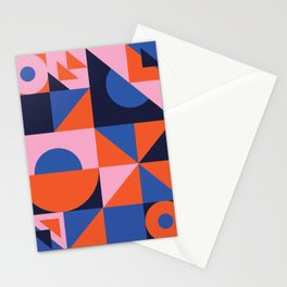 Sunset Quilt Stationery Cards