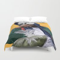 oz Duvet Covers featuring Oz by ArtPharaoh
