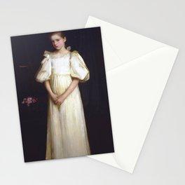 John William Waterhouse - Portrait of Phyllis Waterlow Stationery Cards
