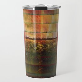 The Surface of Solitude-Infinity Travel Mug