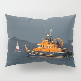 RNLI Lifeboat Torbay Pillow Sham