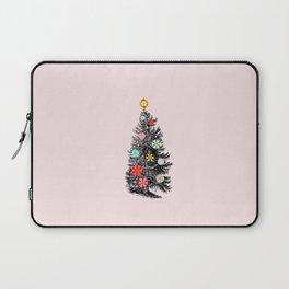 Retro Christmes tree no2 Laptop Sleeve