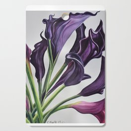 Purple passion Cutting Board