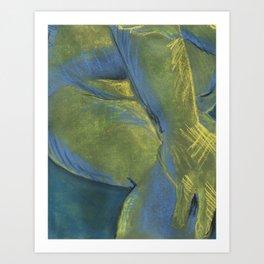 Figure Study #2 Art Print