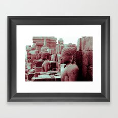 Borobudur Framed Art Print