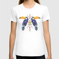 toucan T-shirts featuring toucan by Manoou