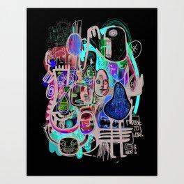 """Hand that Feeds"" Art Print"