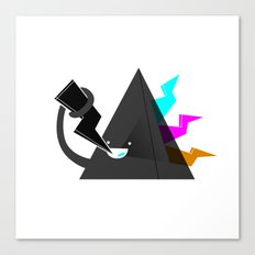 Dark Side of the Noms Canvas Print