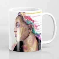 sister Mugs featuring Sister by Siriusreno