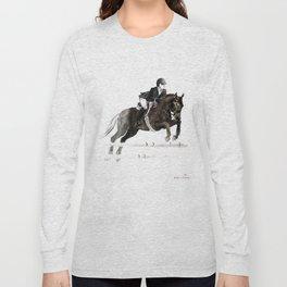 Horse (Jumper II) Long Sleeve T-shirt