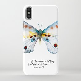 He Has Made All Things Beautiful iPhone Case