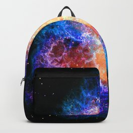 Crab Nebula #2 Backpack