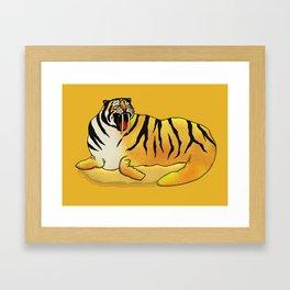 Tigerus Framed Art Print