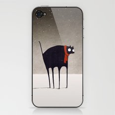 Snowfall iPhone & iPod Skin