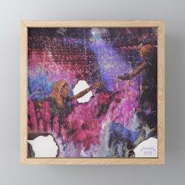 Luv Is Rage Album | Lil Uzi Vert Framed Mini Art Print