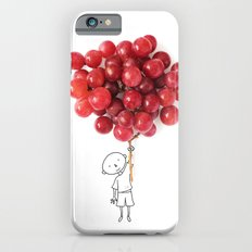 Boy with grapes - NatGeo version Slim Case iPhone 6s