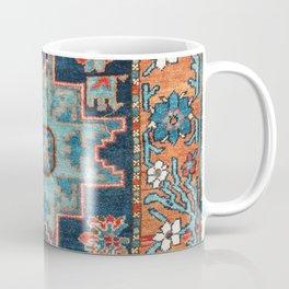 Karabakh  Antique South Caucasus Azerbaijan Rug Print Coffee Mug