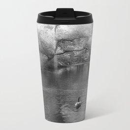On The Lake Metal Travel Mug