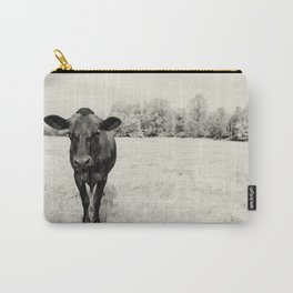 Turkey the Cow Carry-All Pouch