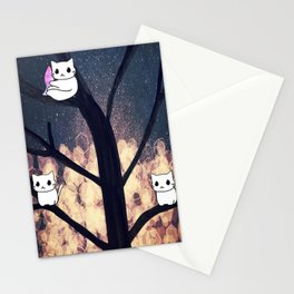 cats-454 Stationery Cards