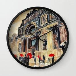 Glyptotek Wall Clock