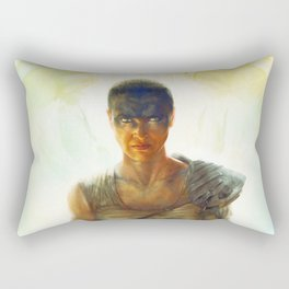 Imperator Furiosa Rectangular Pillow
