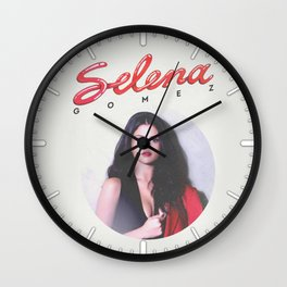 Sel #7 Wall Clock