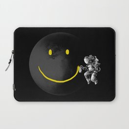 Make a Smile Laptop Sleeve