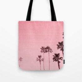 Tranquillity - flamingo pink Tote Bag