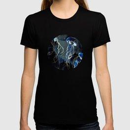 Metallic Ocean III T-shirt