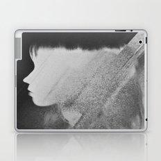 Faceless Charcoal Laptop & iPad Skin