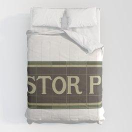 Astor Place Comforters