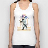 libra Tank Tops featuring Libra by CaptainSunshine
