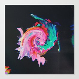GÆA Canvas Print