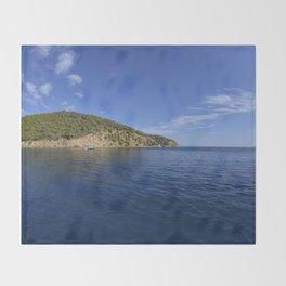 Aegean 1 Throw Blanket