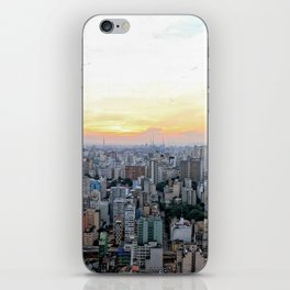 Sao Paulo Aerial iPhone Skin