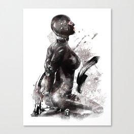 Fetish painting #3 Canvas Print