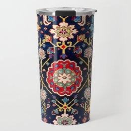 Shirvan Caucasian Afshan Rug Travel Mug