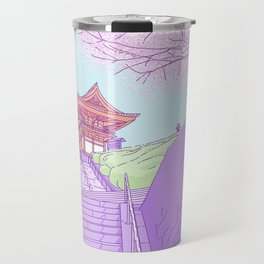Everyday places in Japan Travel Mug