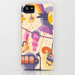 Magic Rainbow iPhone Case