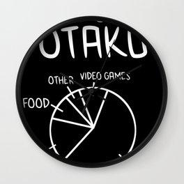 Hentai Ecchi Otaku Waifu Anime Gift Wall Clock