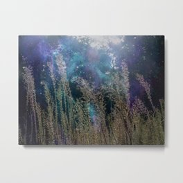 In To Space Metal Print