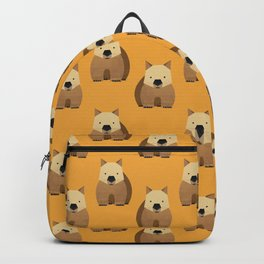 Whimsy Wombat Backpack