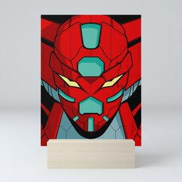 049 Shin Getter Mini Art Print