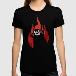 Satanic Bear T-shirt