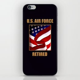 U.S. Air force iPhone Skin