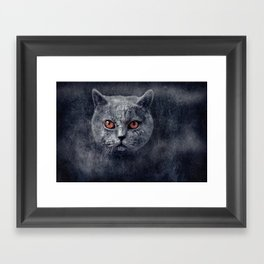 Diesel is here Framed Art Print
