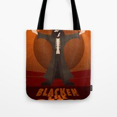 Blacken the Sun Tote Bag