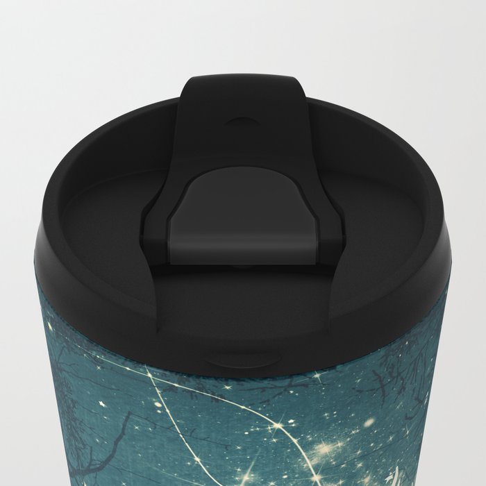 The Forest of the Lost Souls Metal Travel Mug
