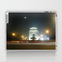 Rush Hour - India Gate Laptop & iPad Skin